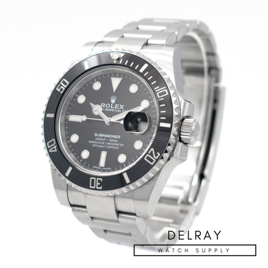 Rolex Submariner Date 116610 *2018 Papers*
