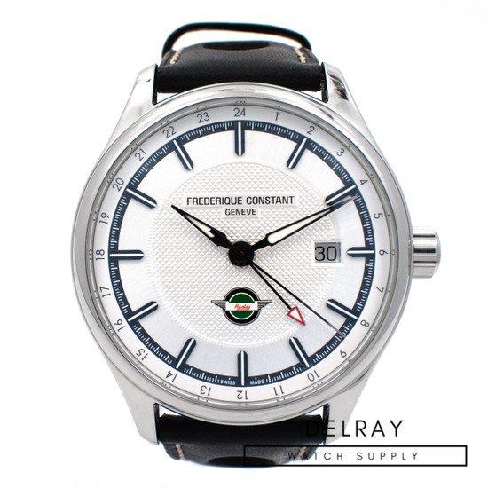 Frederique Constant Vintage Rally Healey GMT