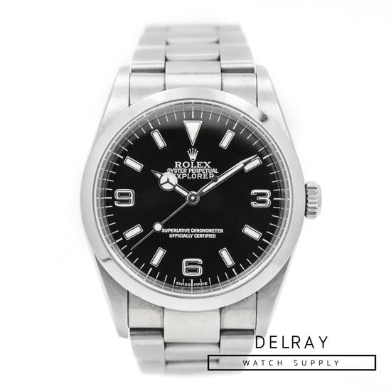 Rolex Explorer 114270 Y Serial