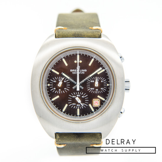 Vintage Breitling Long Playing Chronograph
