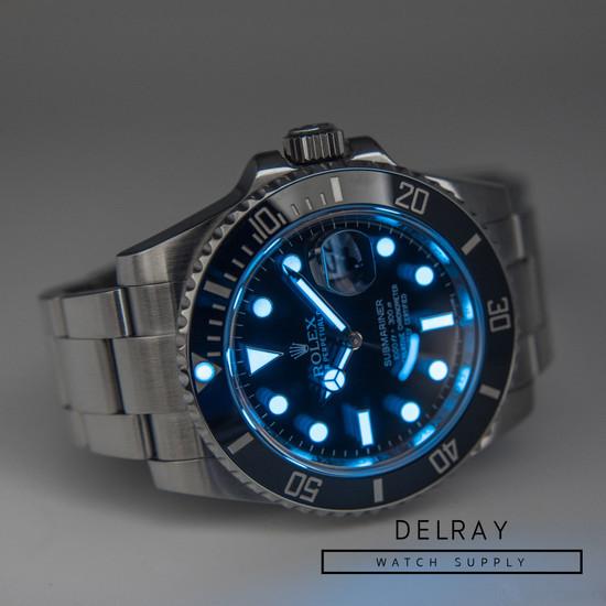 Rolex Submariner Date 116610LN *Mint*