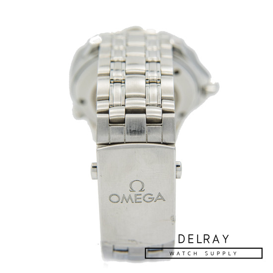 Omega Seamaster Professional Ceramic Flat Blue Dial