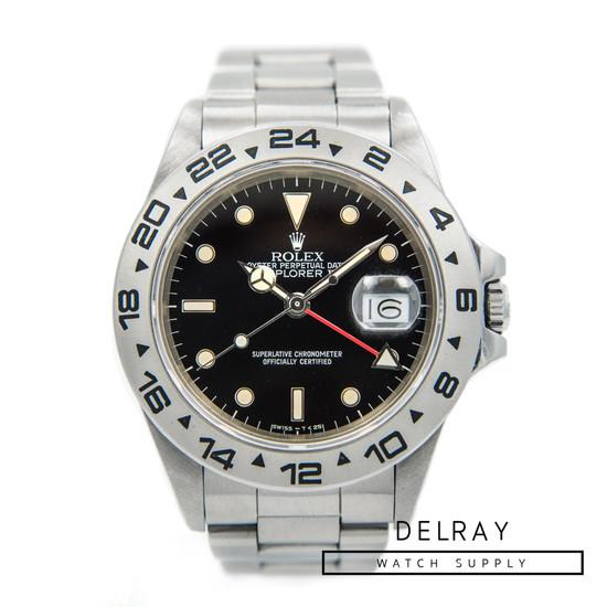 Rolex Explorer II 16550 *Rare*