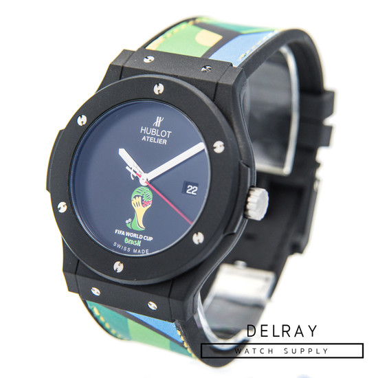 Hublot Classic Fusion FIFA World Cup 2014 *Limited Edition*