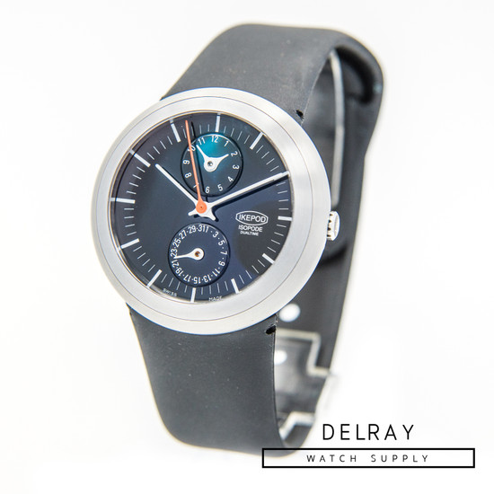 Ikepod Isopode Dual Time *UNWORN* *ON SPECIAL*