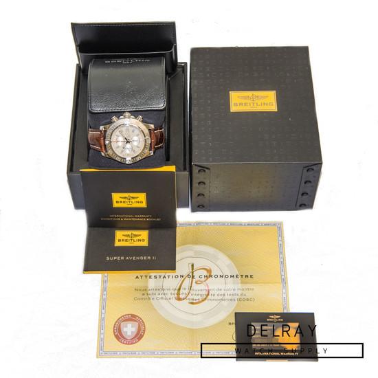 Breitling Super Avenger II Chronograph