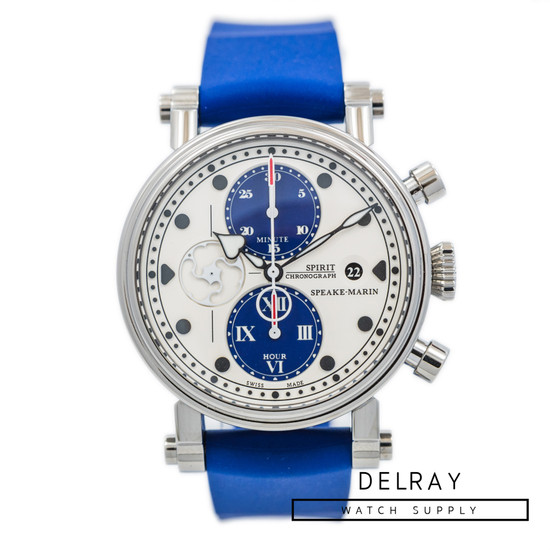 Peter Speake-Marin Seafire Chronograph *Limtied Edition* *UNWORN*