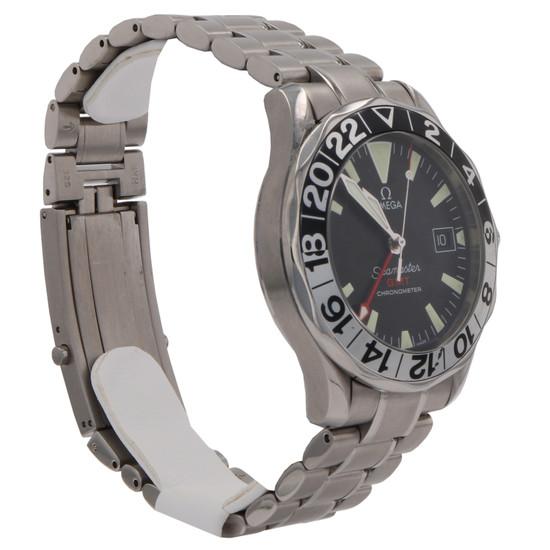 Omega Seamaster Professional GMT