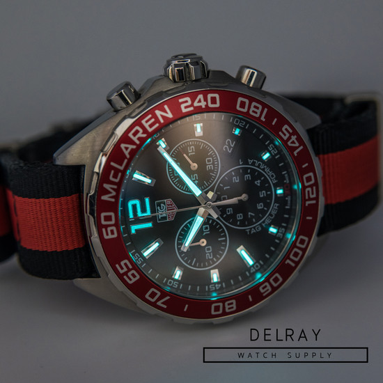 Tag Heuer Formula One Mclaren *Limited Edition*