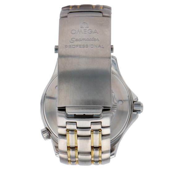 Omega Seamaster Professional Two Tone