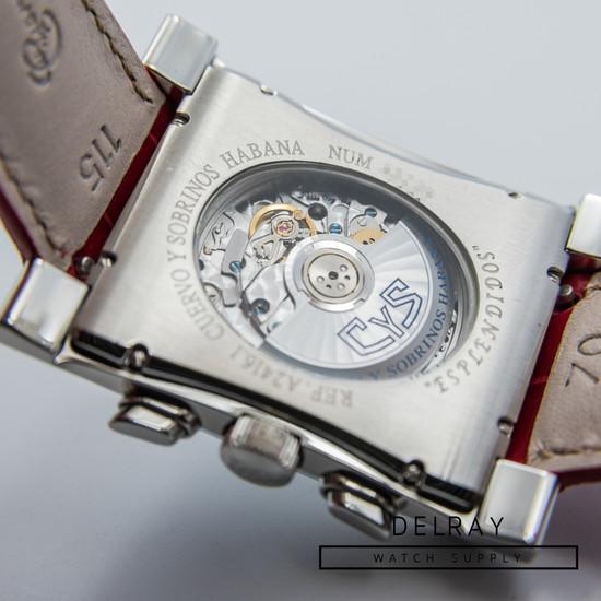 Cuervo y Sobrinos Esplendidos Chronograph *UNWORN*