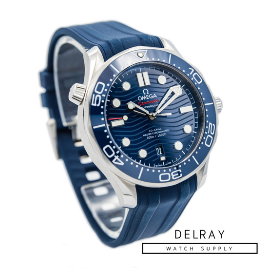 Omega Seamaster Professional Blue Ceramic *2020 Box and Papers*