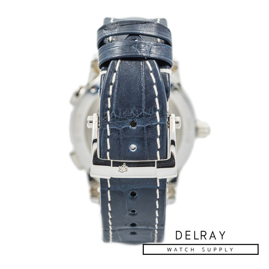 Ulysse Nardin Dual Time Manufacture Monaco Yacht Show *Limited Edition* *UNWORN*