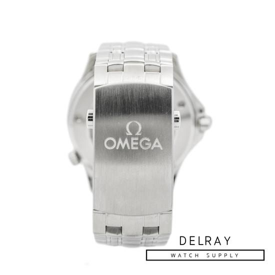 Omega Seamaster Ceramic Black