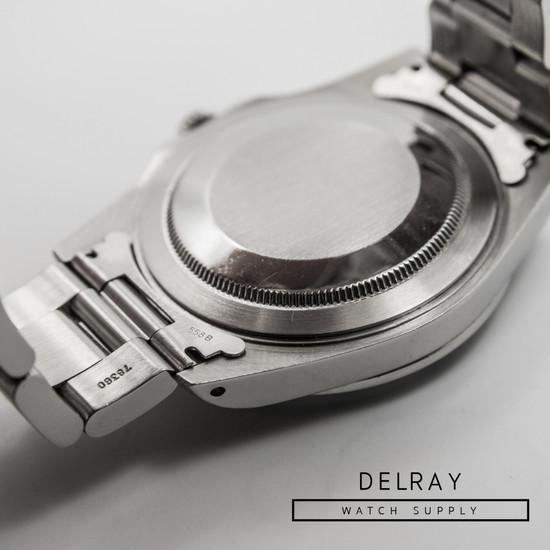 Rolex Explorer II 16570 Polar Tritium Dial