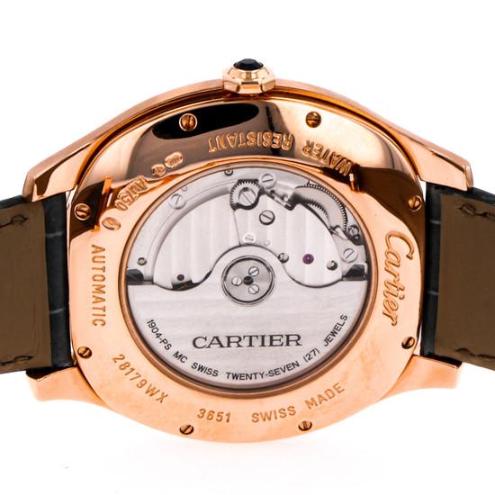 Cartier Drive Rose Gold