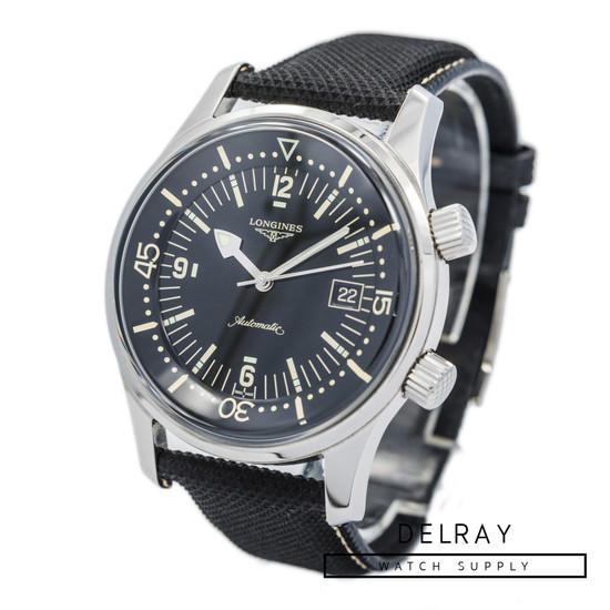 Longines Heritage Legend Diver *2019 Box and Papers*