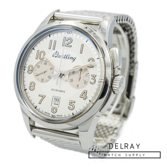 Breitling Transocean 1915 Monopusher Chronograph *Limited Edition*