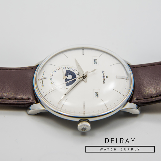 Junghans Meister Kalendar White Dial