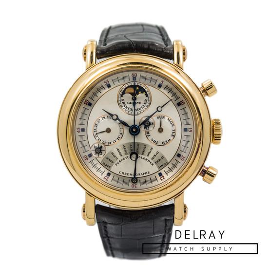 Franck Muller Perpetual Calendar Chronograph