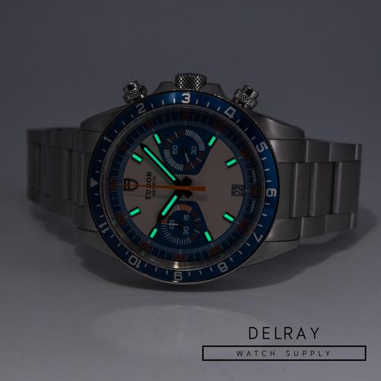 Tudor Heritage Chronograph Blue Dial