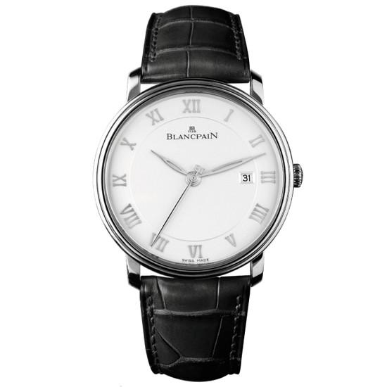 New Blancpain Villeret Ultra Slim White Dial