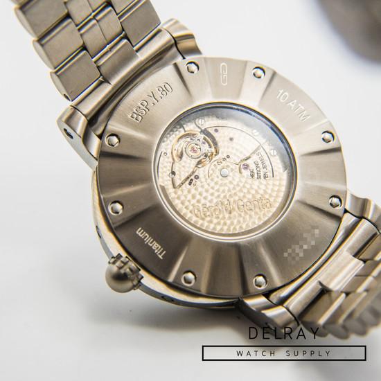 Gerald Genta Bi-Retro Sport on Bracelet