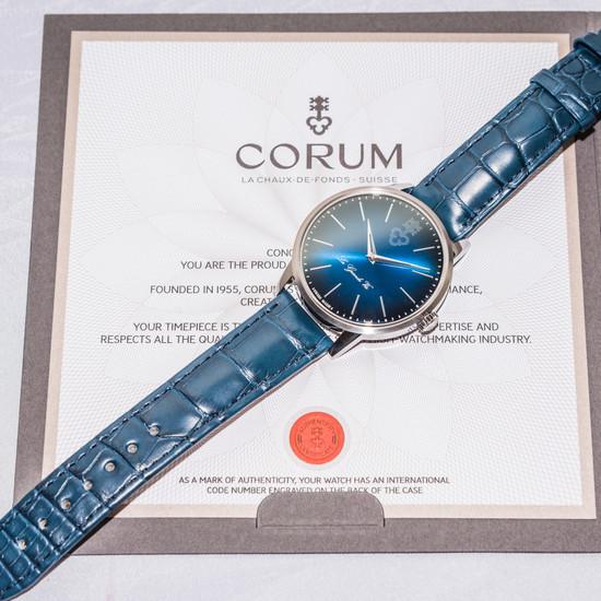 Corum La Grande Vie Blue *UNWORN*