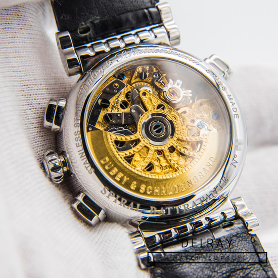 Dubey and Schaldenbrand Spiral Rattrapante Chronograph *Limited Edition*