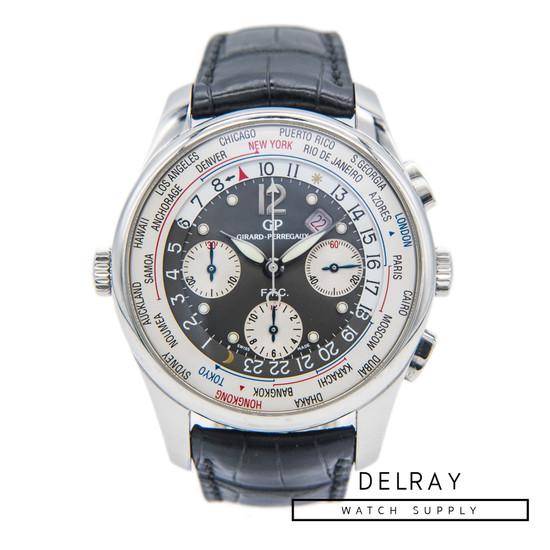 Girard Perregaux WW.TC Financial Worldtime Chronograph *Limited Edition*