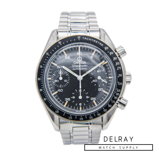 Omega Speedmaster Reduced Tritium