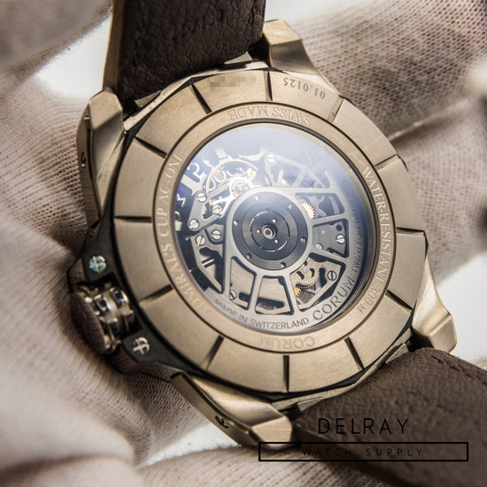 Corum Admiral's Cup Squelette *Limited Edition* *UNWORN* *ON SPECIAL*