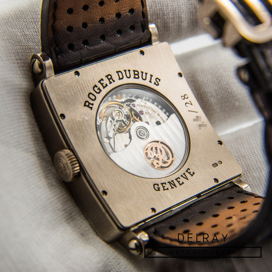 Roger Dubuis Golden Square Perpetual Calendar *Limited Edition* *ON SPECIAL*