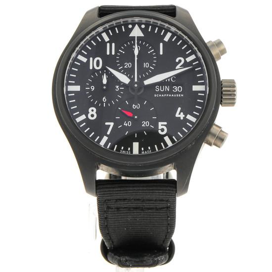 IWC Top Gun Pilot Chronograph