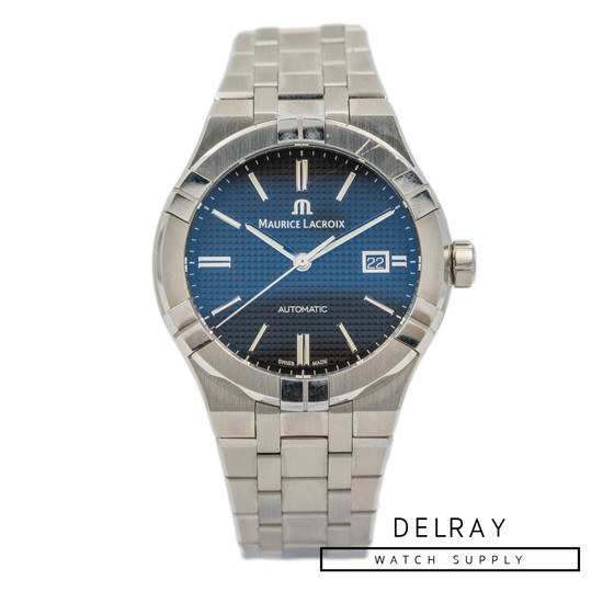 Maurice Lacroix Aikon Automatic Black Dial *Store Display* *ON SPECIAL*