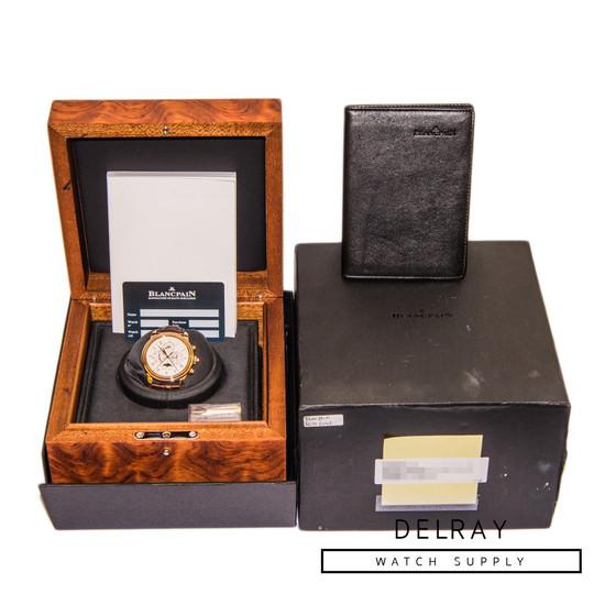 Blancpain Le Brassus Perpetual Calendar Split-Seconds Chronograph *ON SPECIAL*
