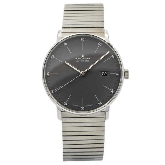 Junghans Form A Gray Dial *UNWORN* *ON SPECIAL*