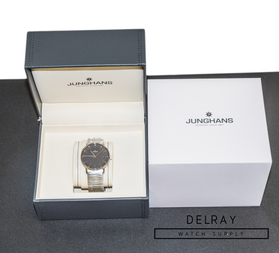 Junghans Form A Gray Dial *UNWORN*