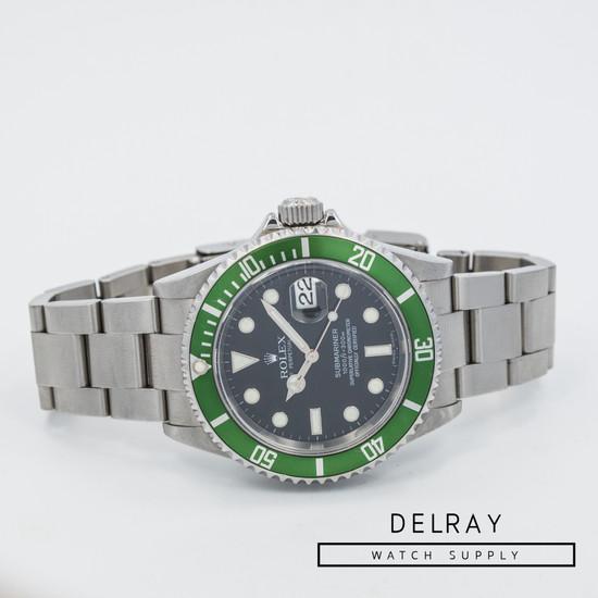 Rolex Submariner *50th Anniversary Kermit* 16610LV