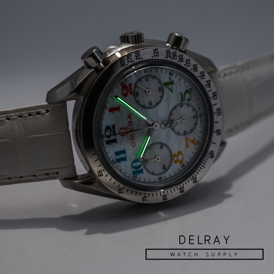 Omega Speedmaster Olympic Games Collection