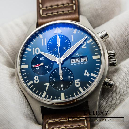 IWC Pilot's Watch Chronograph *Le Petit Prince*