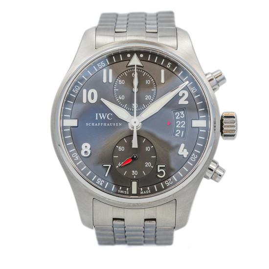 IWC Pilot's Watch Spitfire Chronograph