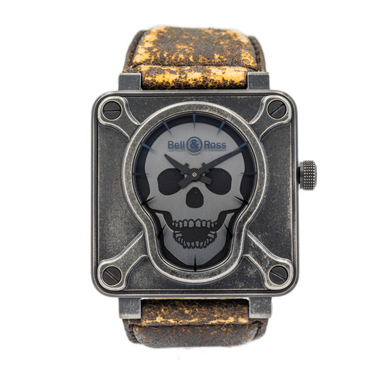 Bell & Ross Aviation Airborne II Skull *Limited Edition* *ON SPECIAL*