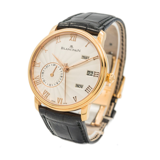 Blancpain Villeret Annual Calendar GMT *2020* *Wire Only*