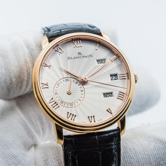 Blancpain Villeret Annual Calendar GMT *2020* *ON SPECIAL*