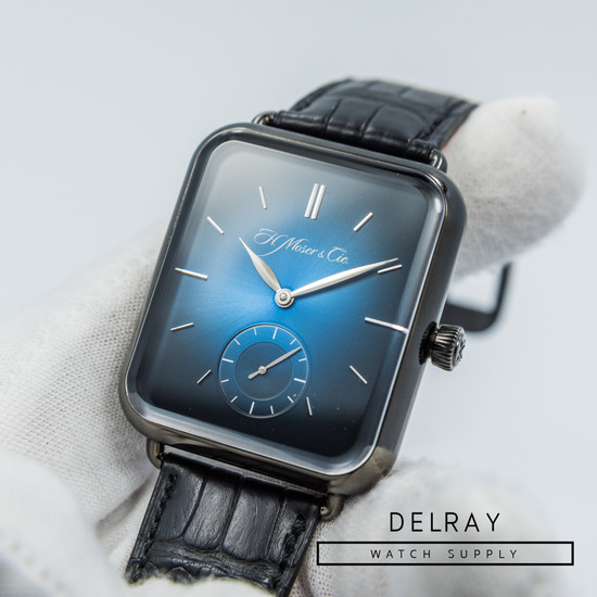 H Moser Alp Watch *Limited Edition Blue Dial 2019*