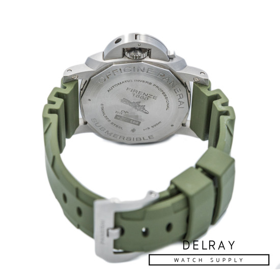 Panerai Submersible Verde Militare PAM1055 *Limited Edition*