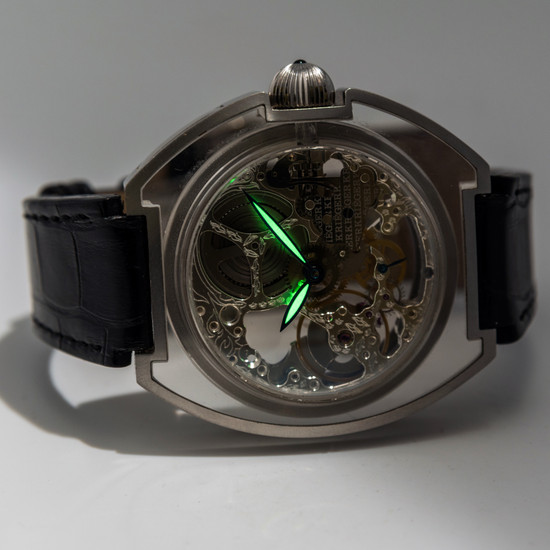 Krieger Skeleton Mysterium *Limited Edition* *ON SPECIAL*