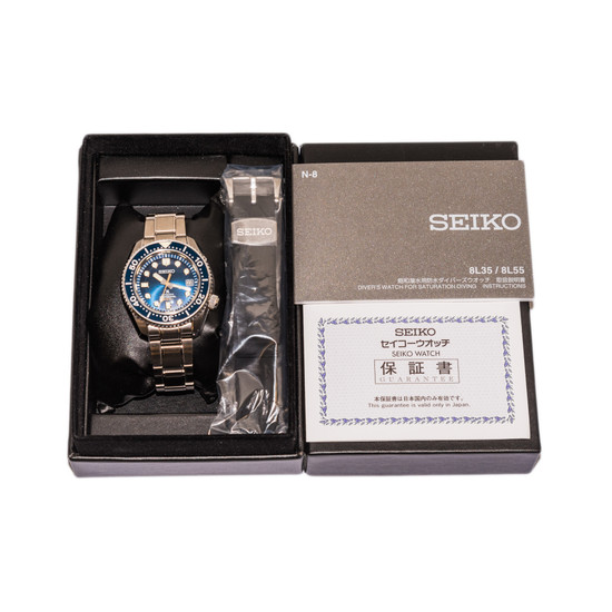 Seiko Prospex Marine Master Professional *Blue Dial* *ON SPECIAL*
