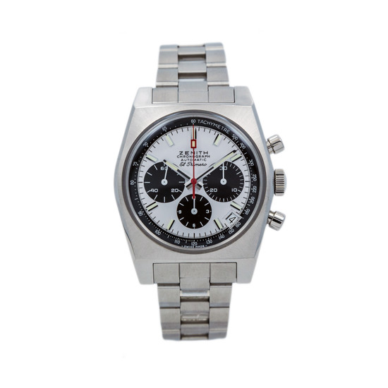 Zenith Chronomaster Revival El Primero A384 *2020* *Box and Papers*